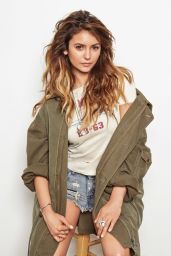 Nina Dobrev - Nylon Magazine August 2014 Issue