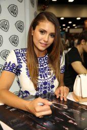 Nina Dobrev – Warner Bros. at Comic-Con 2014 in San Diego