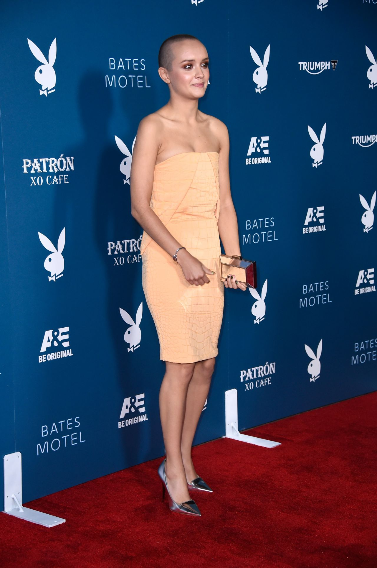 Olivia Cooke – Playboy And A&E Bates Motel Party at Comic-Con in San Diego