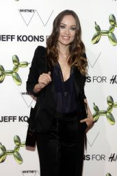 Olivia Wilde at H&M Flagship Fifth Avenue Store Launch Event in New York City