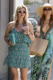 Paris Hilton & Nicky Hilton - Out in Malibu, July 2014