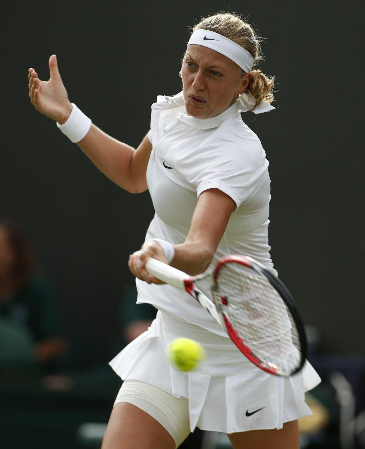 Petra Kvitova – Wimbledon Tennis Championships 2014 (145 ...