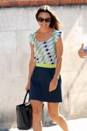 Pippa Middleton Street Style - Out in Chelsea, London - July 2014
