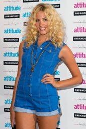 Pixie Lott - Attitude Magazine Hot 100 Party in London - July 2014