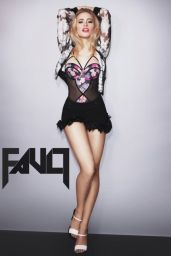 Pixie Lott - Fault Magazine July 2014 Issue