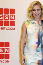 Rebecca Romijn - GSN Summer TCA Tour - July 2014