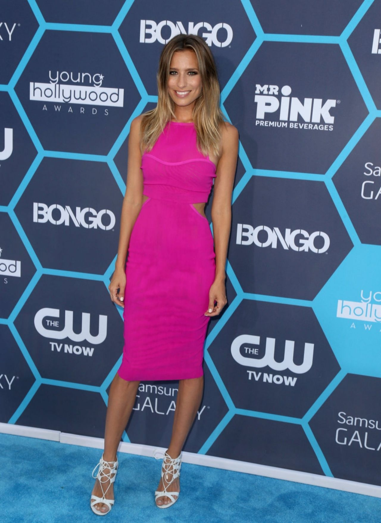 Renee Bargh – 2014 Young Hollywood Awards in Los Angeles