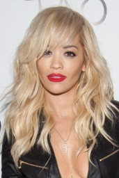 Rita Ora Night Out Style – TAO Nightclub in Las Vegas – July 2014