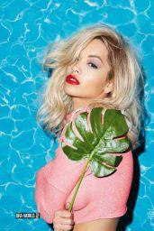 Rita Ora Photoshoot for Modzik Magazine
