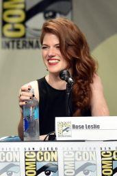 Rose Leslie -