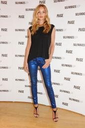 Rosie Huntington-Whiteley at Paige Shop Launch at Selfridges in London - July 2014