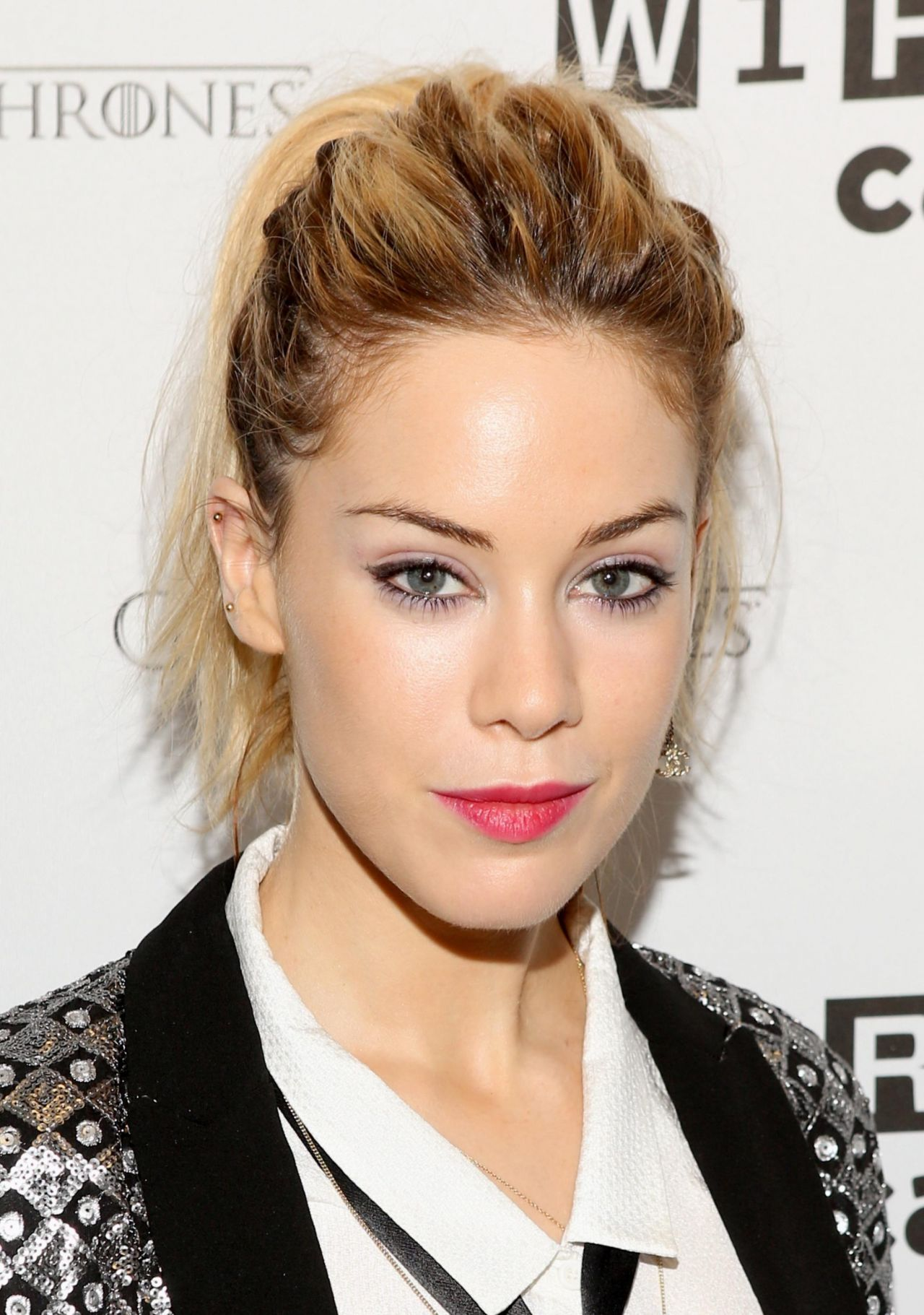 Roxanne Mckee Day 3 Of The Wired Cafe Sdcc 2014