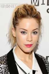 Roxanne McKee - Day 3 of the WIRED Cafe - SDCC 2014