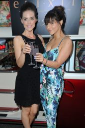 Roxanne Pallett at Elixir Summer Cocktail Launch Party in Manchester - June 2014