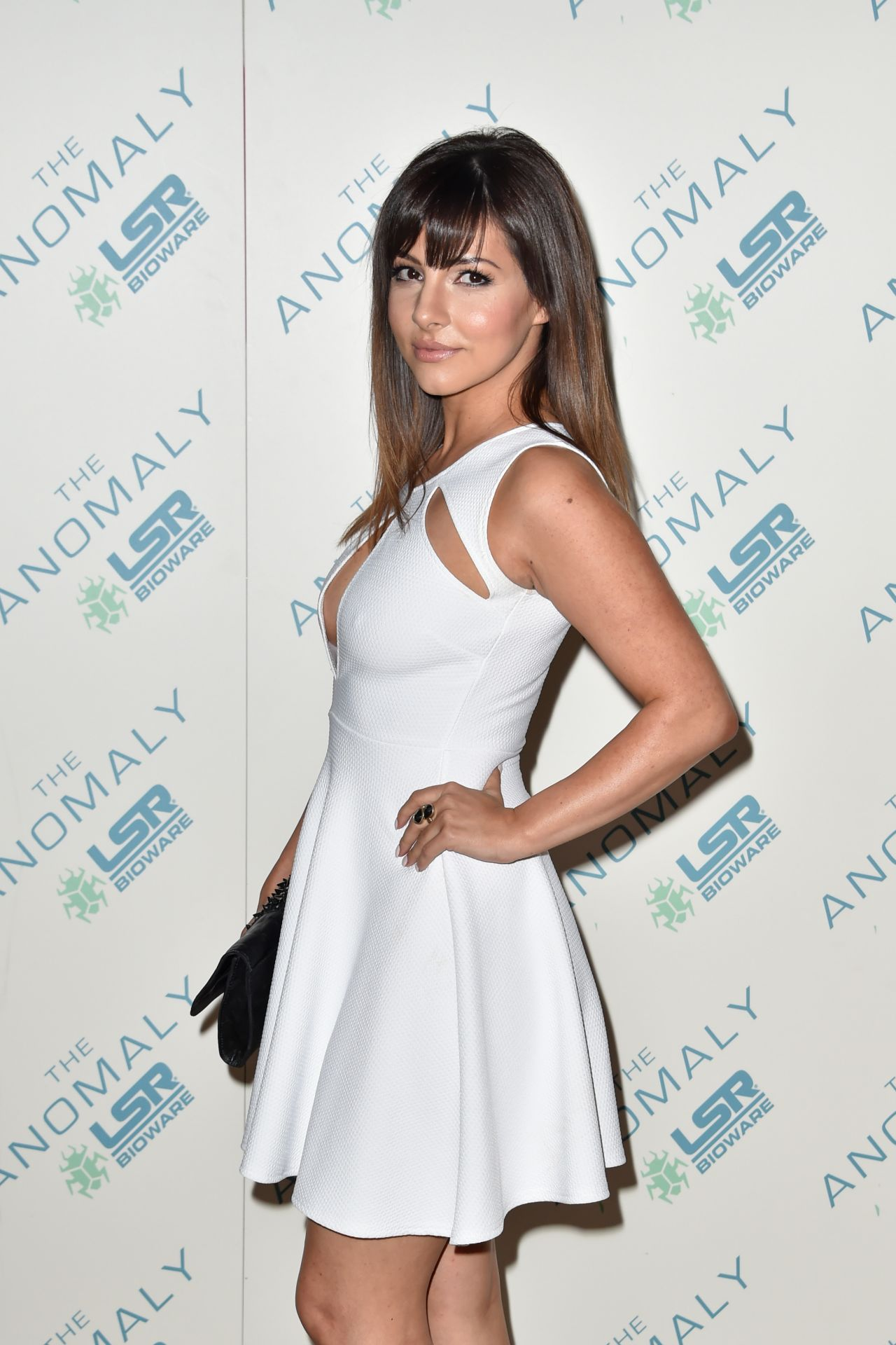 roxanne pallett � �the anomaly� vip film screening in