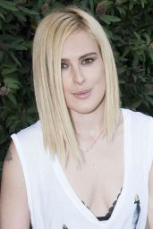 Rumer Willis - 2014 Just Jared Summer Fiesta in West Hollywood