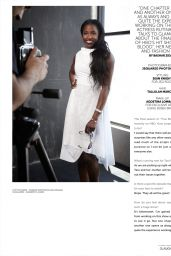 Rutina Wesley – Glamoholic Magazine Summer 2014 Issue