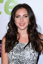 Ryan Newman at Madison Pettis
