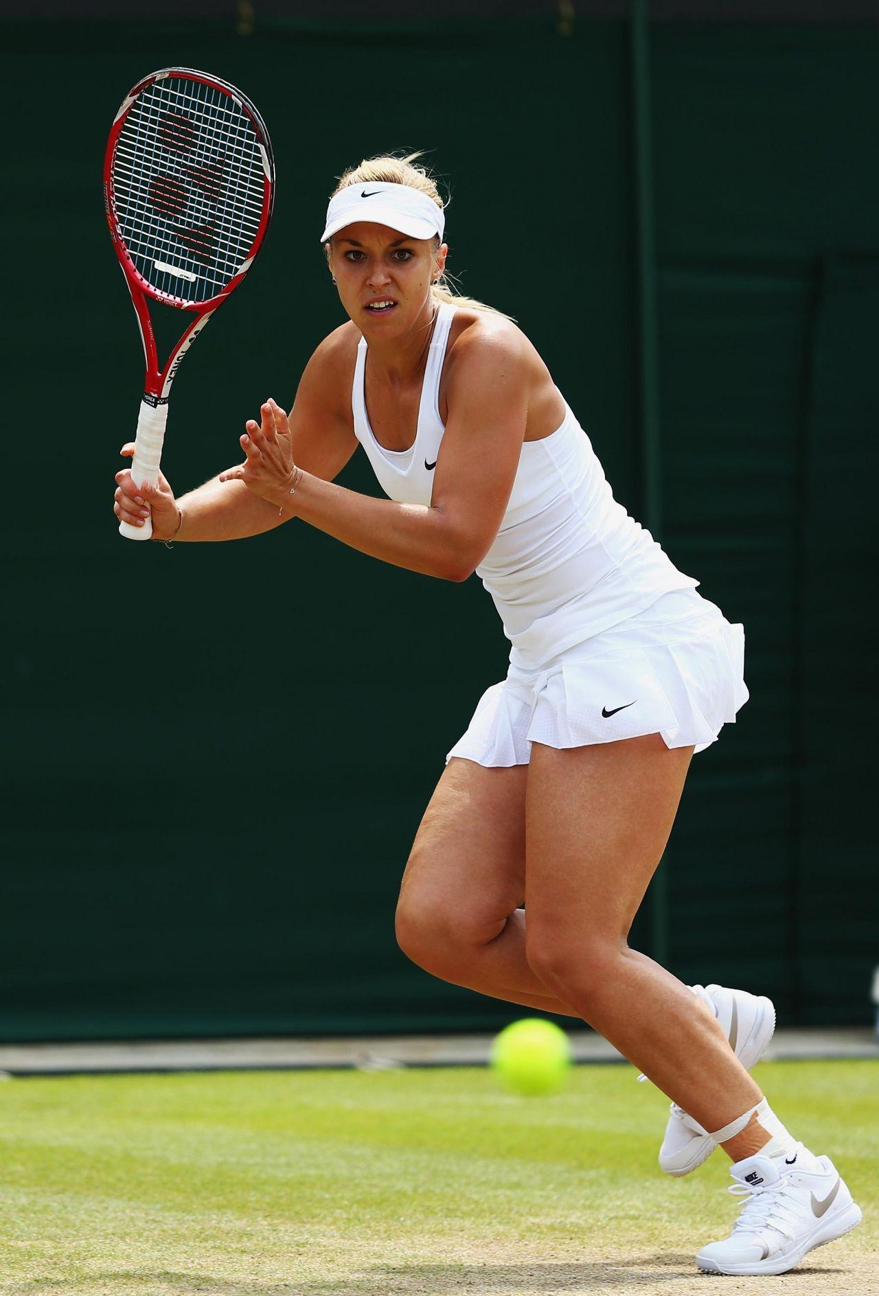 Sabine Lisicki – Wimbledon Tennis Championships 2014 – 4th Round