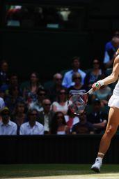 Sabine Lisicki – Wimbledon Tennis Championships 2014 Quarter-Final