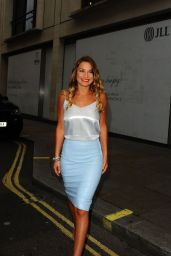 Sam Faiers – The LBD Plan Launch Party in London