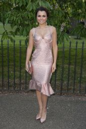 Samantha Barks – Serpentine Gallery Summer Party in London – July 2014