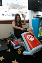 Sarah Shahi - Nintendo Lounge on the TV Guide Magazine Yacht at Comic-Con 2014