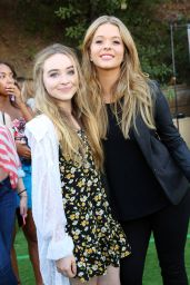 Sasha Pieterse – 2014 Just Jared Summer Fiesta in West Hollywood