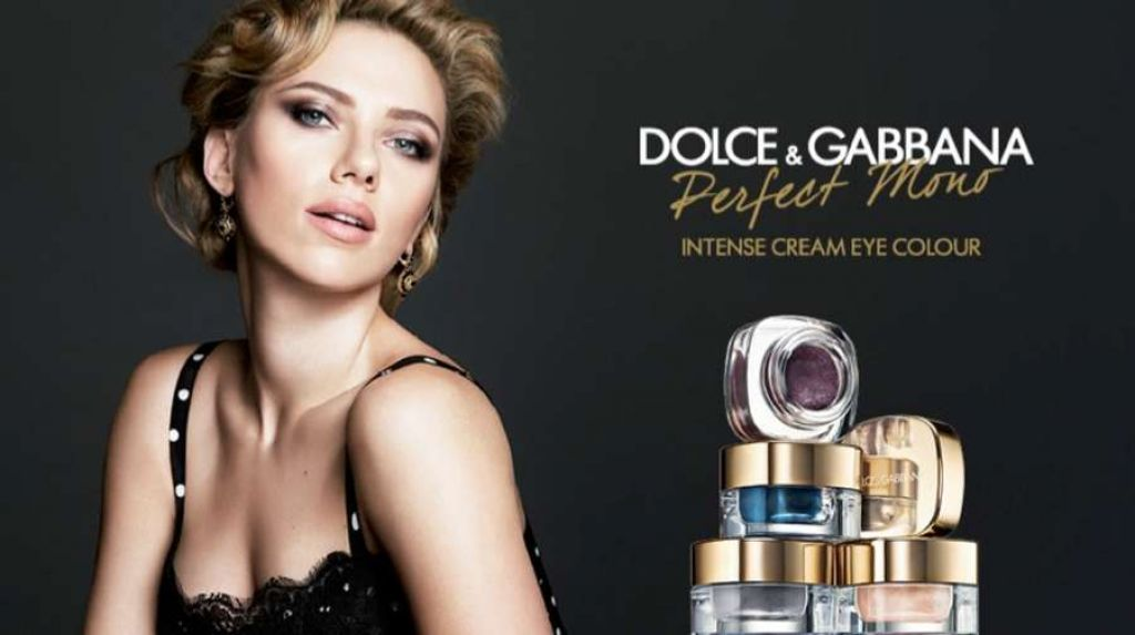 Scarlett Johansson - Dolce & Gabbana Campaign (2014)