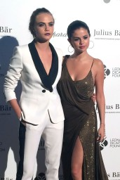 Selena Gomez and Cara Delevingne – Leonardo Dicaprio Foundation Inaugurational Gala in Saint-Tropez