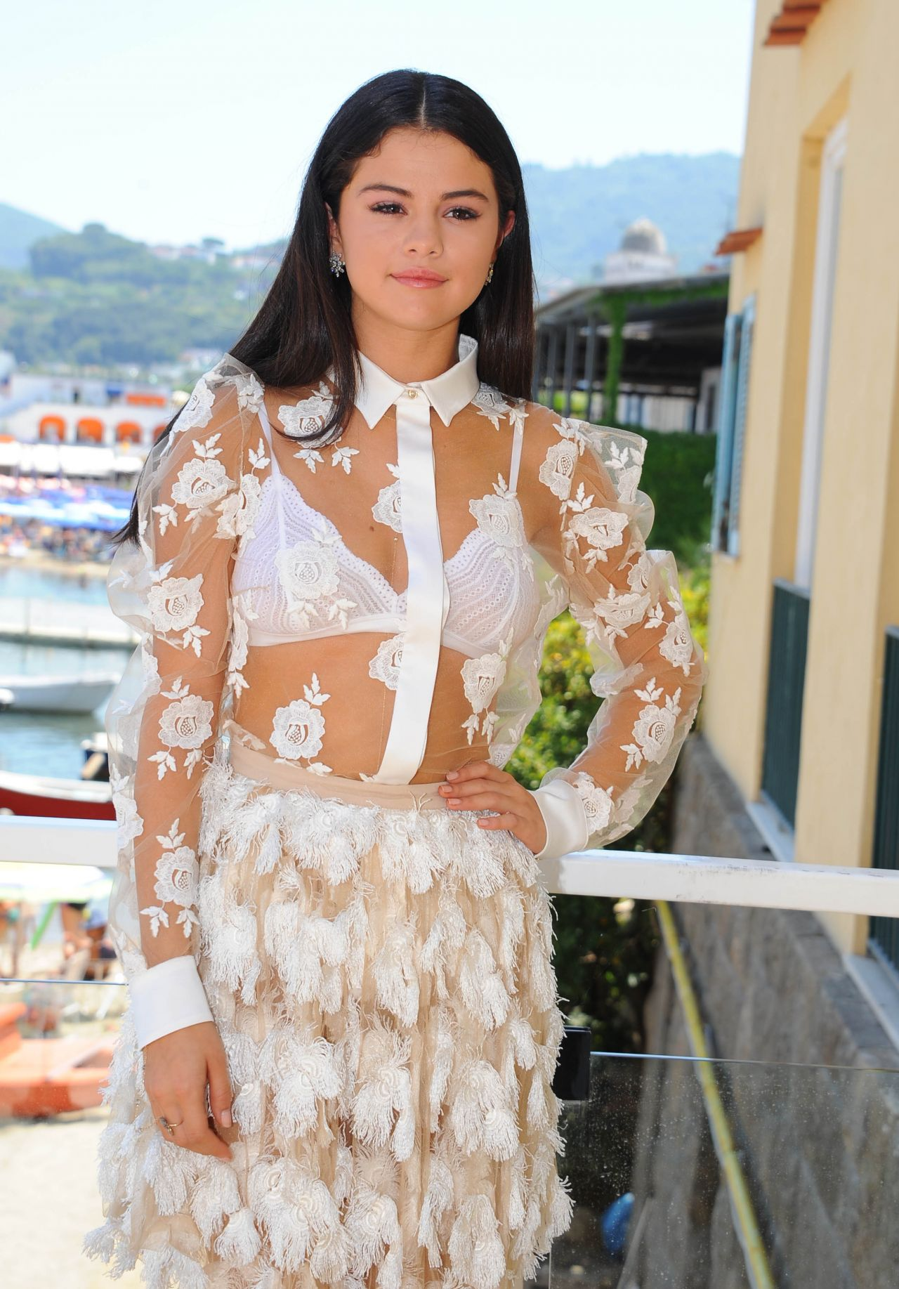 Selena Gomez - Ischia Global Film  Music Fest Press -7992