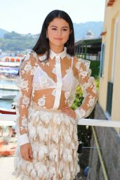 Selena Gomez - Ischia Global Film & Music Fest Press Conference - Day 8, July 2014