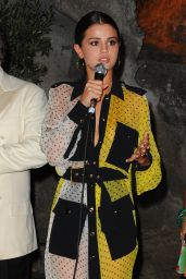 Selena Gomez Night Out Style - Ischia Global Film & Music Festival (Day 7)