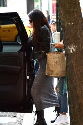 Selena Gomez - Out inNew York City - July 2014