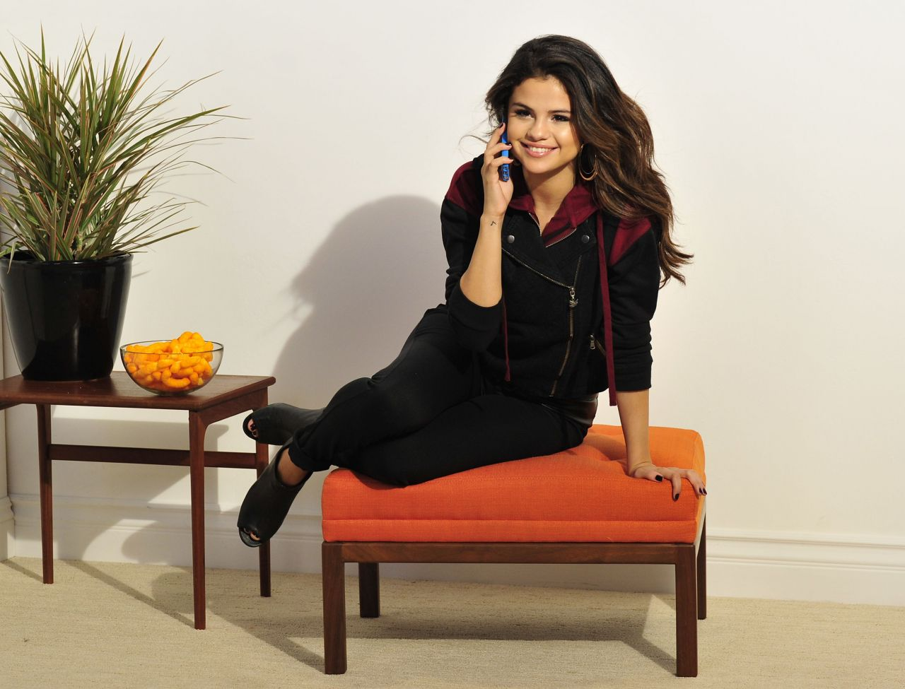 Selena Gomez Photoshoot For 'Dream Out Loud' Fall Campaign
