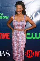 Shanola Hampton – CBS, The CW, Showtime Summer 2014 TCA Party