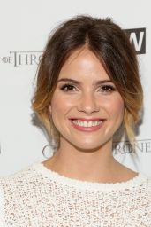 Shelley Hennig - WIRED Cafe at Comic-Con in San Diego - July 2014