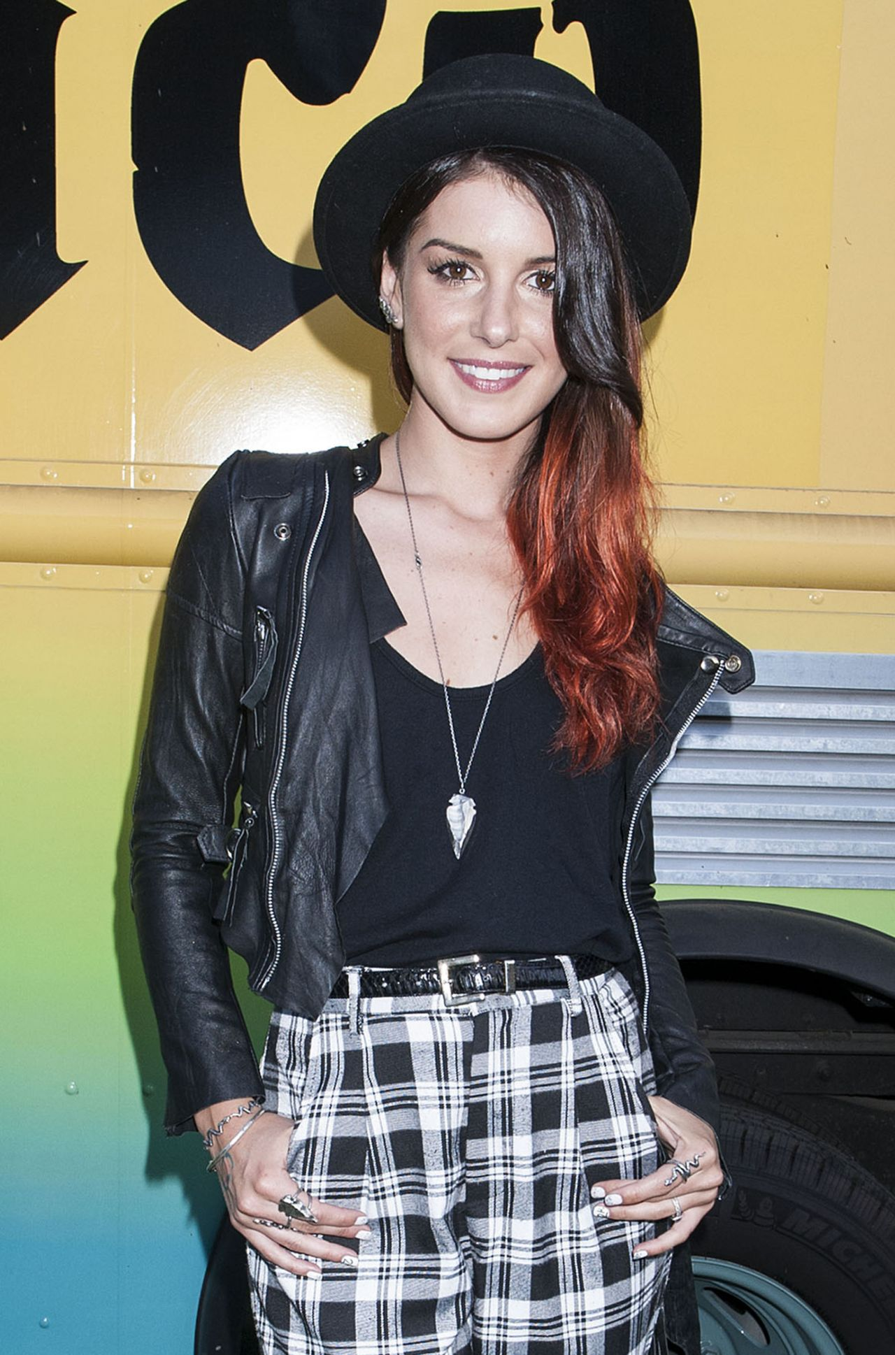 Shenae Grimes – 2014 Just Jared Summer Fiesta in West Hollywood