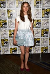 Sophie Cookson - 20th Century Fox Comic-Con 2014 Panel