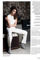 Stephanie Leonidas – Glamoholic Magazine Summer 2014 Issue