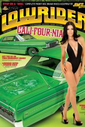 Suelyn Medeiros - Lowrider Magazine - September 2014 Issue