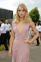 Suki Waterhouse – Serpentine Gallery Summer Party in London – July 2014