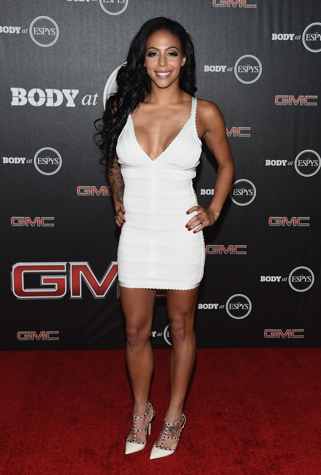 Sydney Leroux - ESPN Presents Body At ESPYs 2014