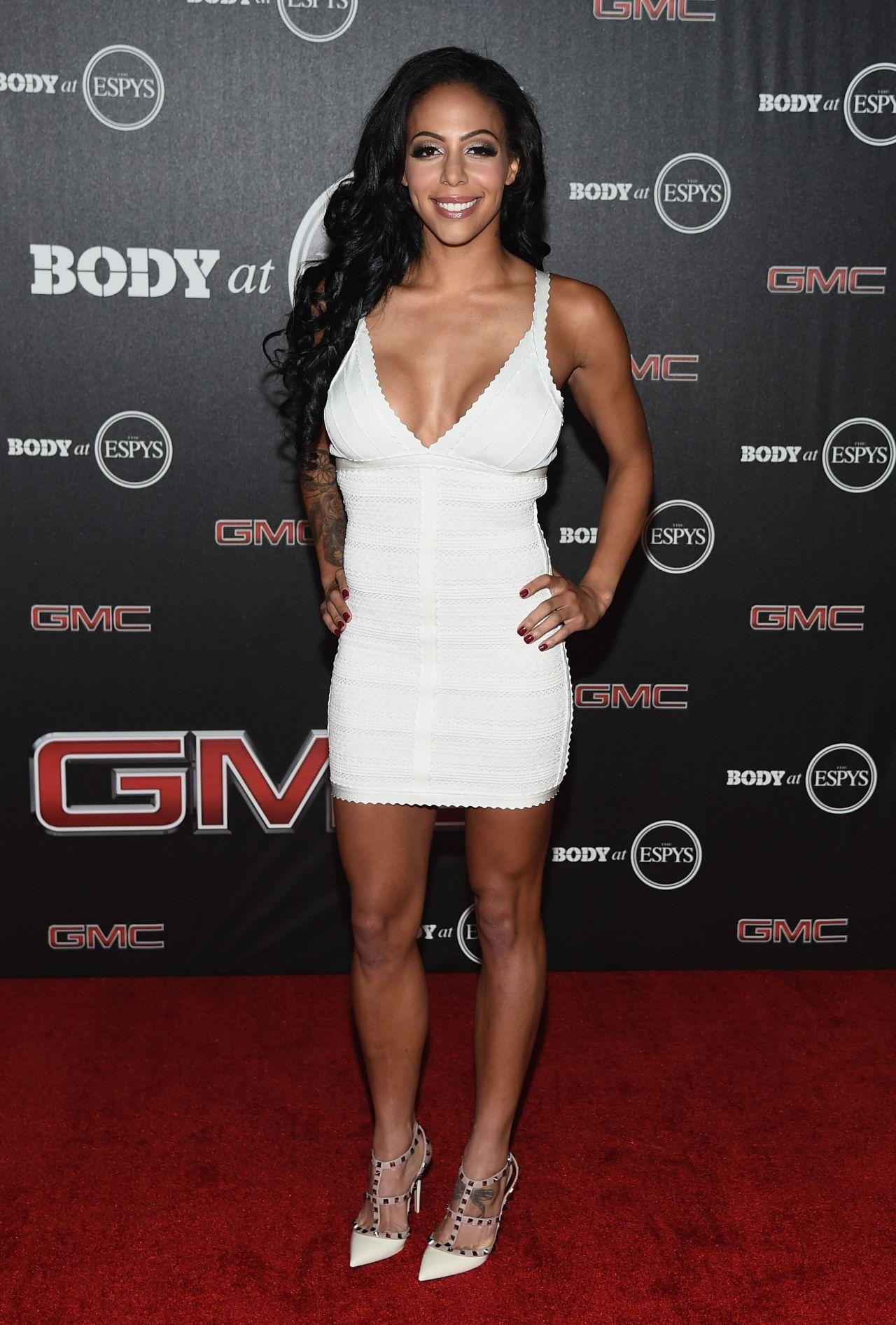Sydney Leroux - ESPN Presents Body At ESPYs 2014
