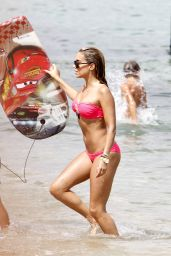 Sylvie van der Vaart Hot in a Bikini in Saint-Tropez - July 2014