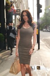 Tamara Ecclestone - Mr Chow Restaurant in NYC - July 2014