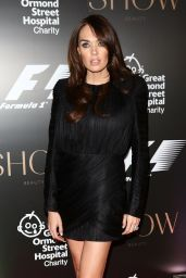 Tamara Ecclestone Night Out Style - The F1 Party in London - July 2014