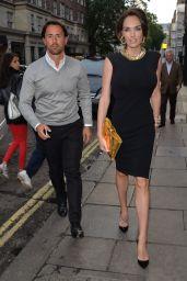 Tamara Ecclestone With Husband Jay Rutland - 30th Birthday at the Nobu Berkeley in London