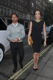 Tamara Ecclestone With Husband Jay Rutland - 30th Birthday at the Nobu Berkeley in London