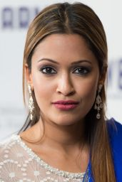 Tasmin Lucia-Khan – 'Million Dollar Arm' Premiere in UK